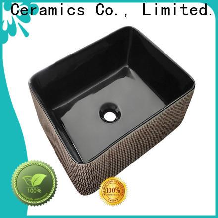 popular black bathroom sink factory price for bathroom
