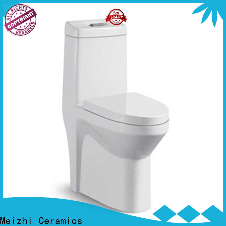 modern one piece toilet reviews supplier for hotel