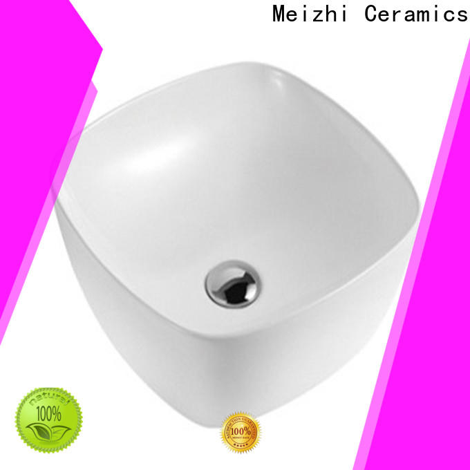 Meizhi toilet hand basin directly sale for washroom