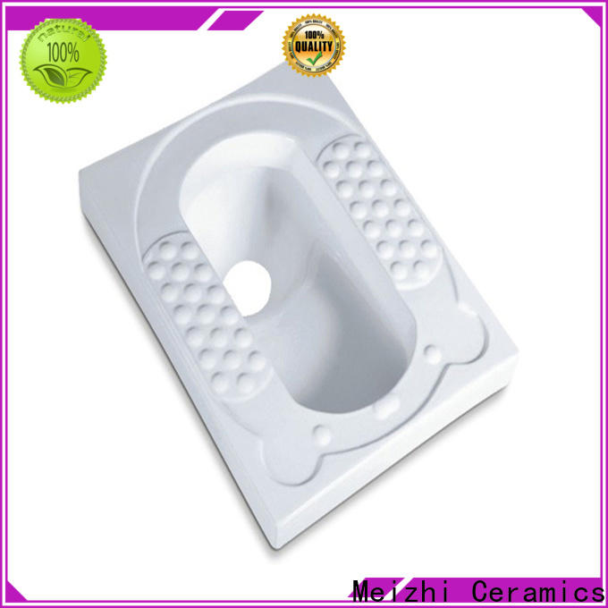 Meizhi asian toilet factory for home
