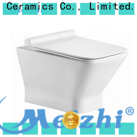 Meizhi self-cleaning american standard wall hung toilet directly sale for bathroom