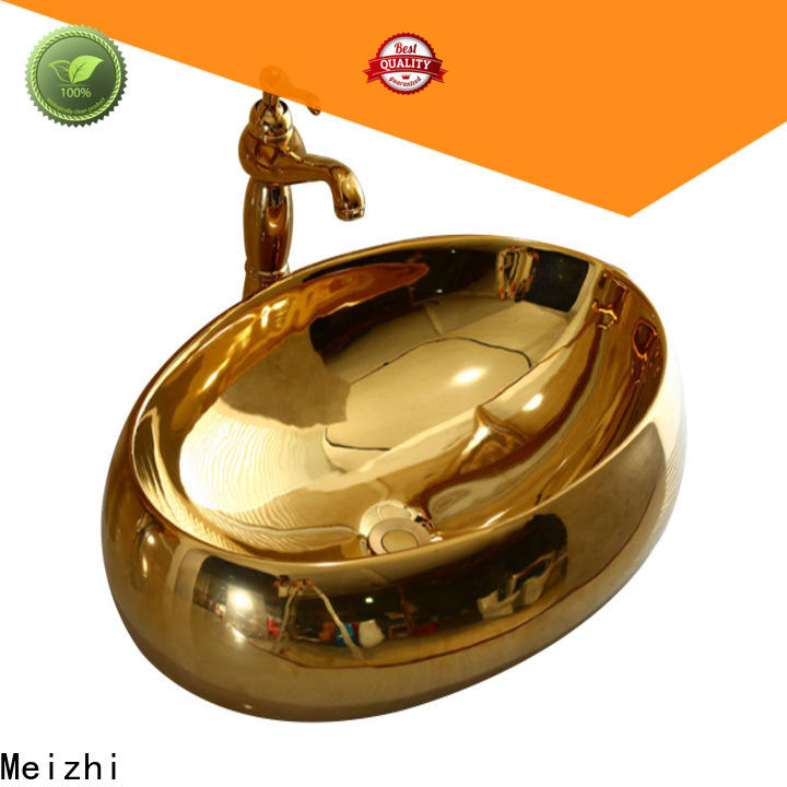 fancy toilet hand basin supplier for home