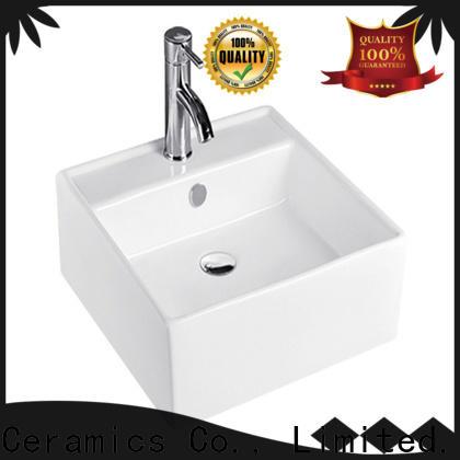 Meizhi fancy gold wash basin customized for hotel