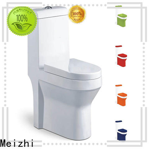 Meizhi square the best toilet customized for washroom