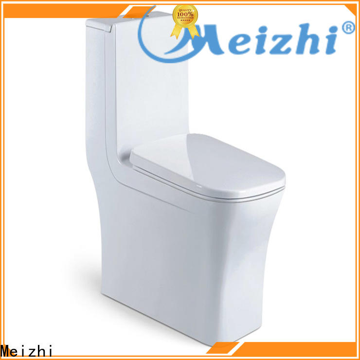 siphonic modern one piece toilet manufacturer for home