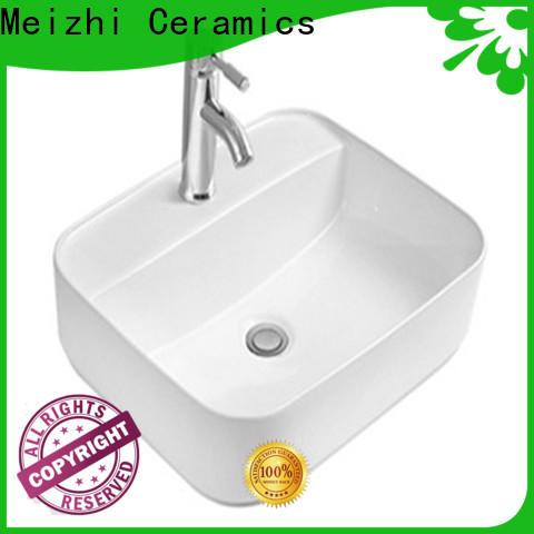 elegant toilet basin customized for hotel