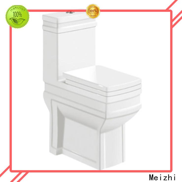ceramic 1 piece toilet wholesale for bathroom