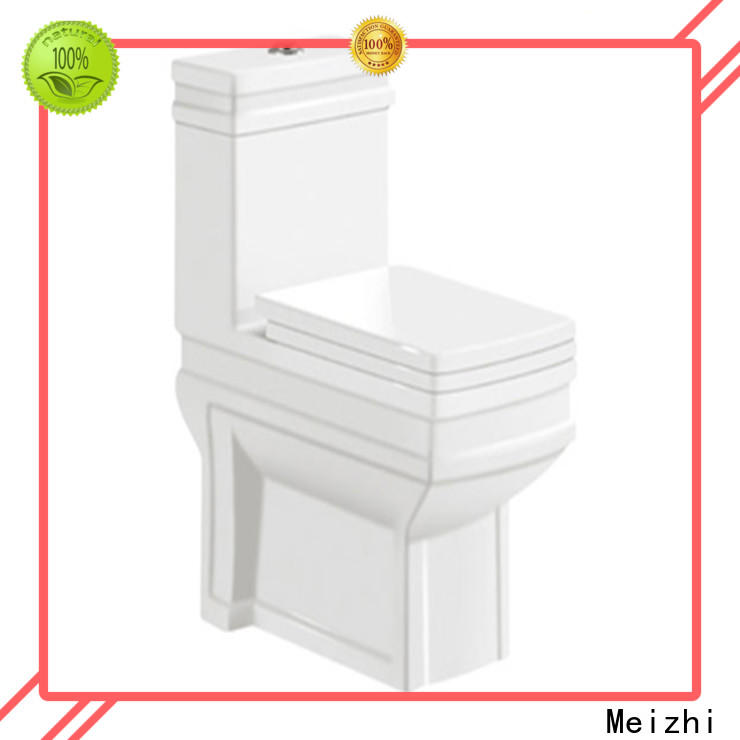 ceramic 1 piece toilet wholesale for bathroom
