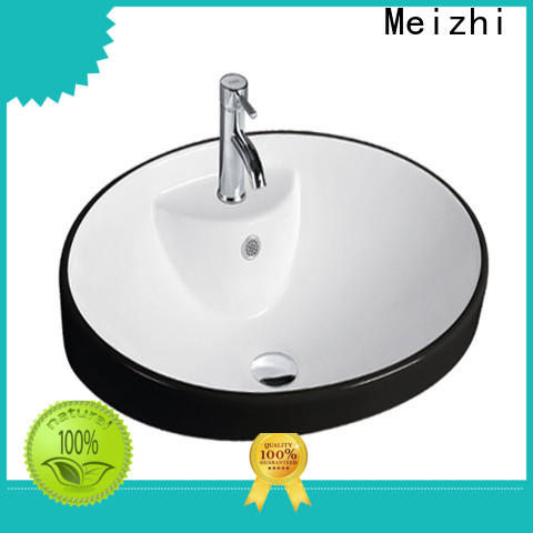 elegant toilet hand basin wholesale for hotel
