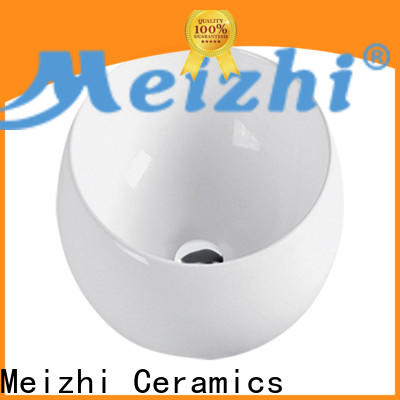 Meizhi toilet hand basin directly sale for washroom