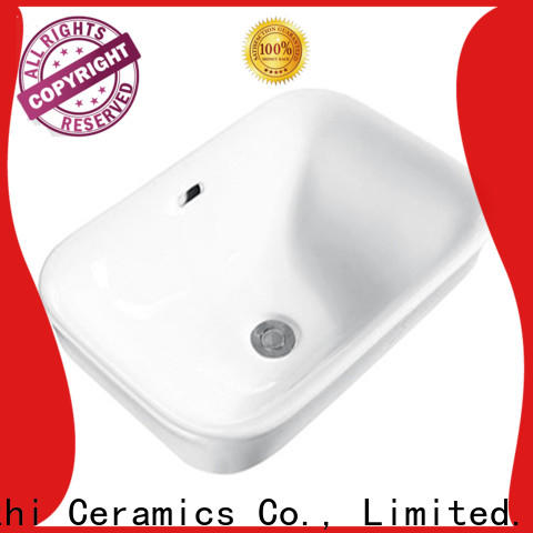 high quality table top wash basin wholesale for washroom