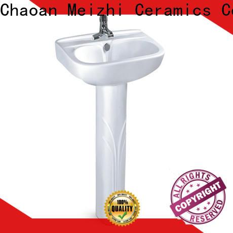 Meizhi washroom basin supplier for home