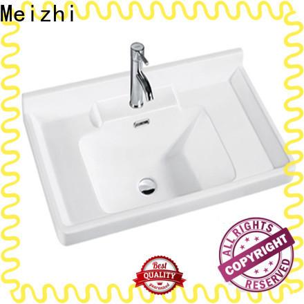 Meizhi bathroom basin units with good price for bathroom