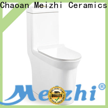 Meizhi ceramic water efficient toilets directly sale for home