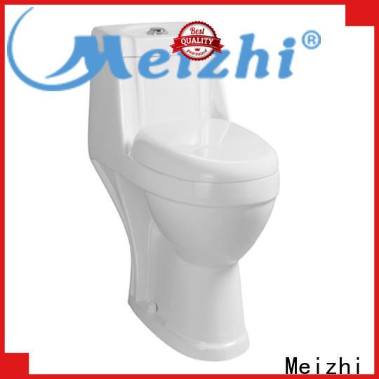 Meizhi new design high end toilets manufacturer for home