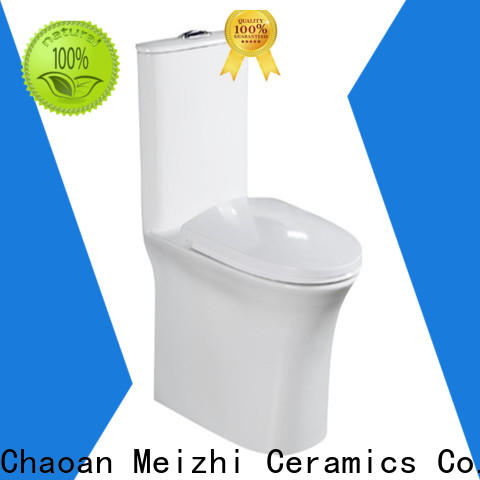Meizhi new design bathroom toilets manufacturer for home