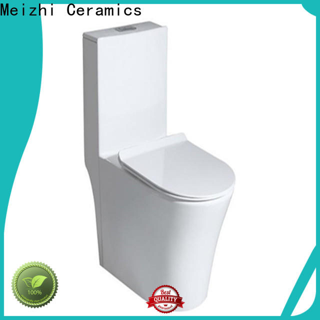 ceramic 1 piece toilet manufacturer for washroom