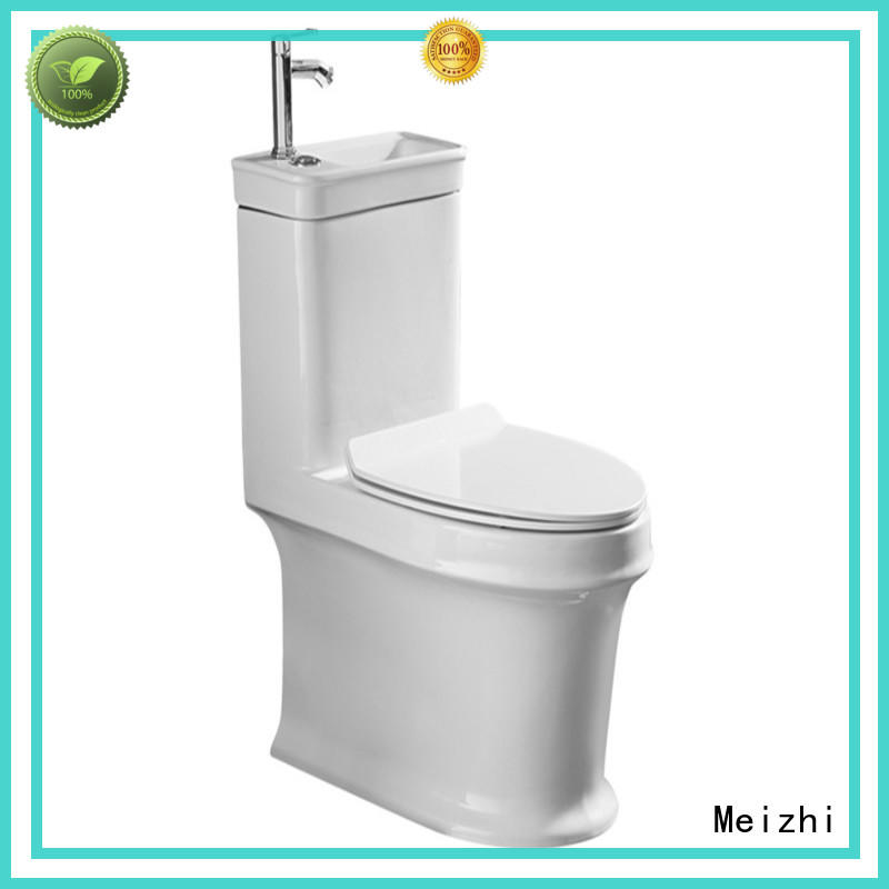 Meizhi new design one piece wc with good price for washroom