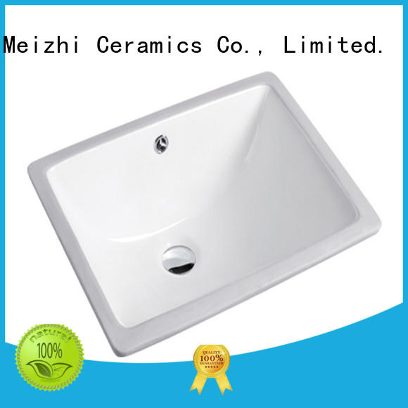 Meizhi high quality above counter basins wholesale for home