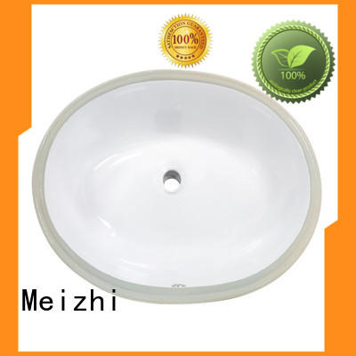 Meizhi high quality counter basin directly sale for hotel