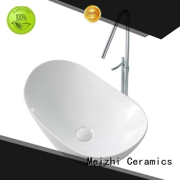 Meizhi gold sink basin factory price for washroom