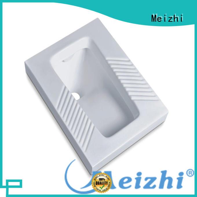 Meizhi asian toilet factory for bathroom
