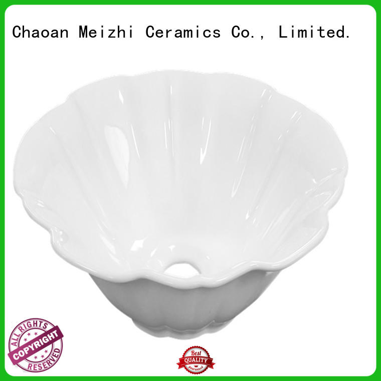 Meizhi toilet basin manufacturer for bathroom