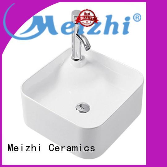 Meizhi gold wash basin customized for bathroom