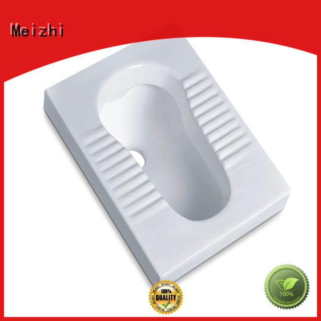reliable modern squat toilet factory for hotel