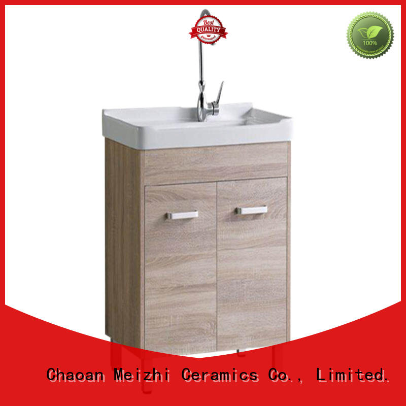 Meizhi bathroom vanity cabinets factory for washroom