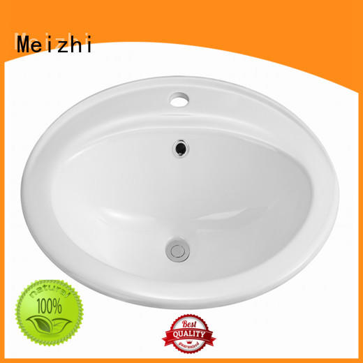 Meizhi contemporary above counter basins manufacturer for home