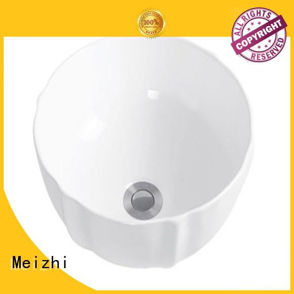 Meizhi wash basin models customized for bathroom