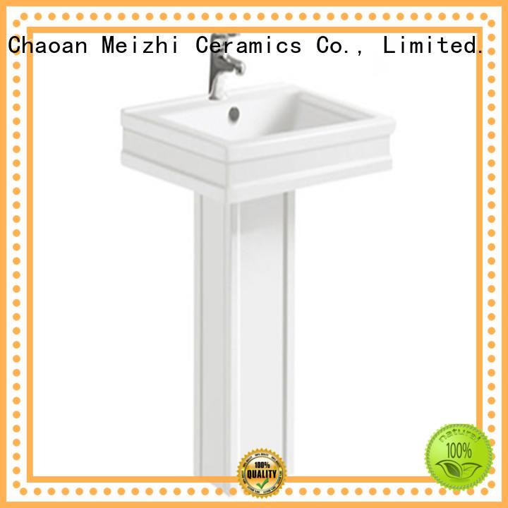 Meizhi wash basin furniture manufacturer for bathroom