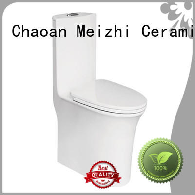 colored one piece comfort height toilet with good price for washroom