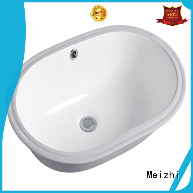 Meizhi countertop basin directly sale for bathroom