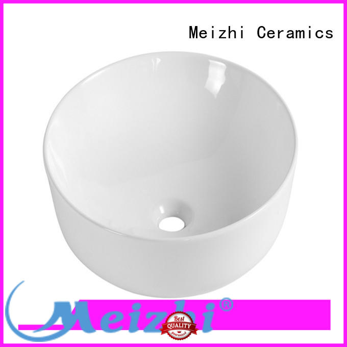 Meizhi stylish wash basin directly sale for bathroom