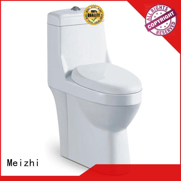 Meizhi american standard one piece toilet with good price for bathroom