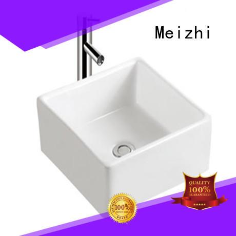 ceramic wash basin for washroom Meizhi