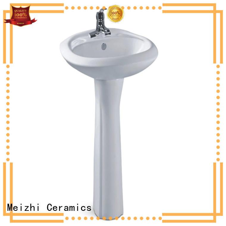 Meizhi high quality washroom basin supplier for washroom