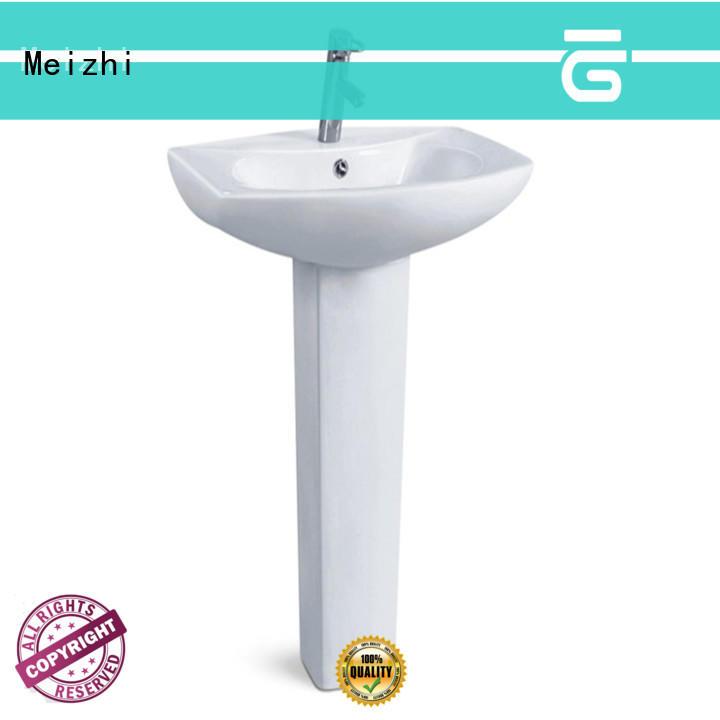 Meizhi high quality wash basin furniture manufacturer for hotel