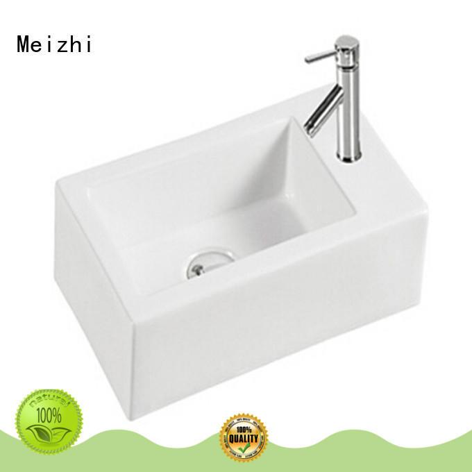Meizhi ceramic wash basin manufacturer for home