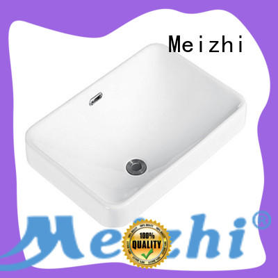 on counter bathroom sinks for home Meizhi