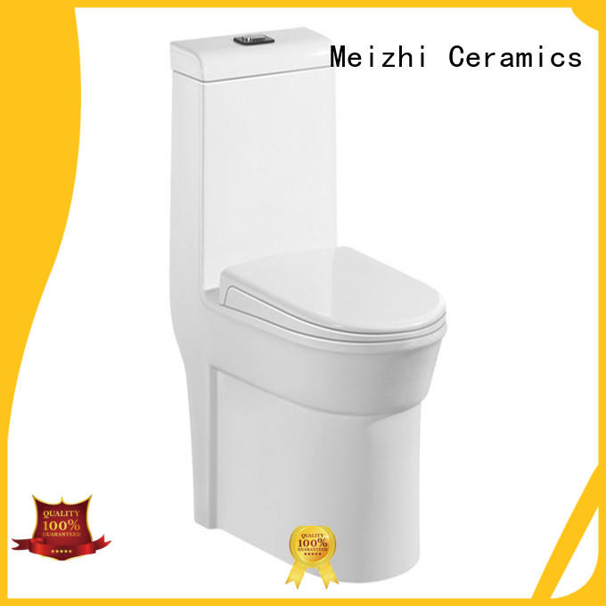 Meizhi self-cleaning high end toilets customized for washroom