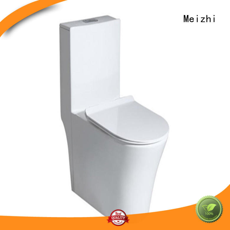 Meizhi one piece toilet seat directly sale for washroom