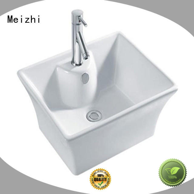 Meizhi toilet wash basin manufacturer for washroom
