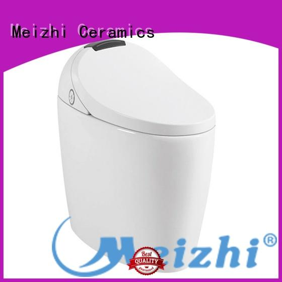 instant heat smart toilet directly sale for hotel
