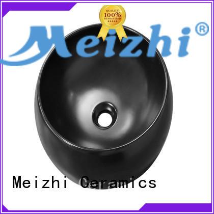 ceramic black bathroom sink wholesale for bathroom
