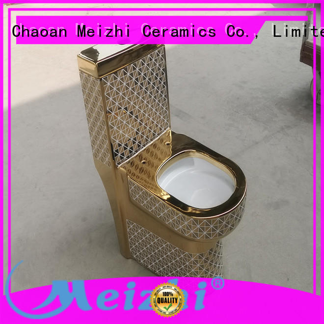 Meizhi one piece elongated toilet with good price for bathroom