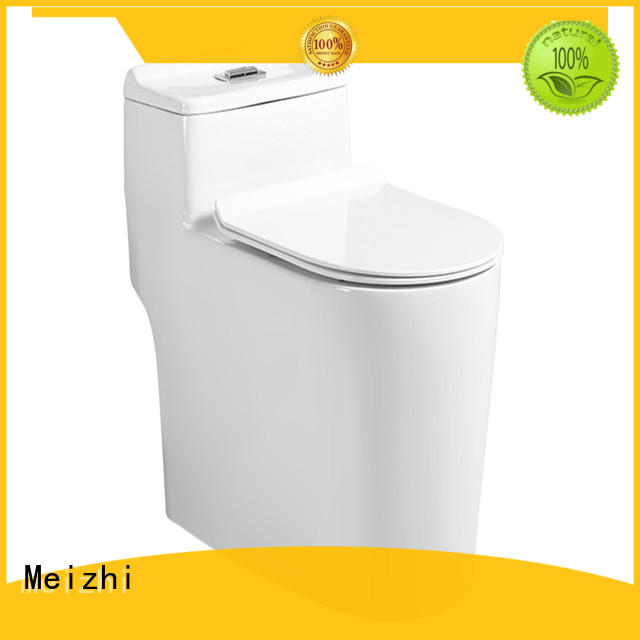 Meizhi single piece toilet directly sale for washroom