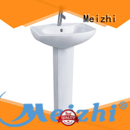 Meizhi high quality washroom basin supplier for bathroom